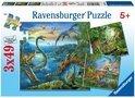 Ravensburger Puzzel - Dinosauriërs