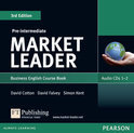 Market Leader 3rd edition Pre-Intermediate Audio CD (2)