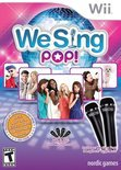 We Sing Pop!  Incl. 2 Microfoons