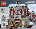 LEGO Brandweerkazerne - 10197