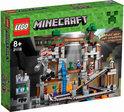 LEGO Minecraft De Mijn -21118