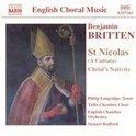 Britten: St Nicolas