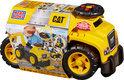 Mega Bloks CAT met grijparm - Loopauto