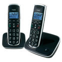 Fysic FX-6020 - Big Button DECT telefoon - Zwart