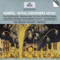 Handel: Royal Fireworks Music etc / Pinnock, English Concert