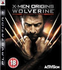 X-Men Origins: Wolverine Playstation 3