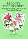 Redoute Rose Stickers