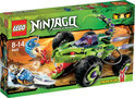 LEGO Ninjago Fangpyre Aanvalsvoertuig - 9445