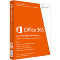 Microsoft Office 365 Home Premium - 32-bit/x64 / Nederlands / 1 Licentie / 1 Jaar / Eurozone Medialess