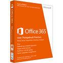 Microsoft Office 365 Home Premium - Nederlands / 32-bit/64-bit / 1 Licentie / 1 Jaar / Eurozone Medialess