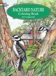 Backyard Nature Colouring Book