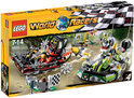 LEGO World Racers Krokodillenmoeras - 8899