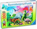 Tussen De Dinosauriërs