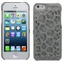 Freshfiber Hard Case voor Apple iPhone 5/5S Grijs