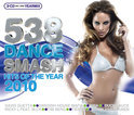 538 Dance Smash Hits Of The Year 2010