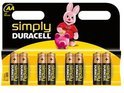 Duracell Simply AA