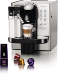 De'Longhi Nespresso Apparaat Lattissima Premium EN720M - Zilver