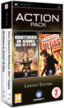 Brothers in Arms D-Day + Rainbow Six Vegas