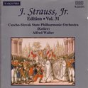 Strauss Jr. J.: Edition Vol.31
