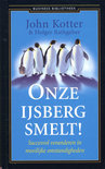 Onze ijsberg smelt!