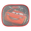 Walt Disney - Cars Zonnescherm 2 Stuks - Rood