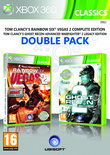 Rainbow Six: Vegas 2 + Ghost Recon: Advanced Warfighter 2 (Double Pack)