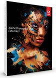 Adobe Photoshop Extended 13 CS6 - Engels / Win / Student