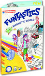 Edding Funtastics Magnetic World - Auto