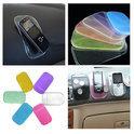 Smartphone anti slip mat /auto houder - Transparant