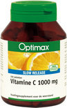 Optimax Vitamine C 1000 Met Bioflavonoïden - 100 Tabletten - Vitaminen