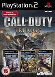 Call Of Duty Triple Pack (call Of Duty 1, 2 en 3)