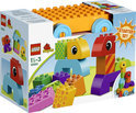 LEGO Duplo Peuter Bouwen en Rijden - 10554