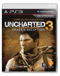 Uncharted 3: Drakes Deception Goty