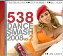 538 Dance Smash 2008 Vol. 2