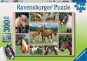 Ravensburger Paardenhemel - Legpuzzel