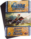 Game of Thrones LCG Ice & Fire Draft Starter - Kaartspel