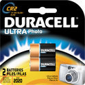 Duracell CR2 Lithium Fotobatterijen (2 Stuks)