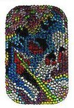 Ed Hardy universele mobiele telefoon sticker - Beautiful Ghost