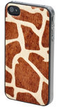 Vcubed Jungle Hairy Leather Case, iPhone 4S / 4 Case, Giraffe