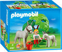 Playmobil Ezel met Veulen - 4187