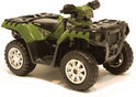 1:16 Big Farm Polaris Atv