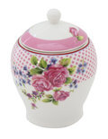 SEQ Home Fleurique - Suikerpot - Roze