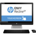 HP ENVY Recline 27-k117eb TouchSmart - All-in-one Desktop - Azerty