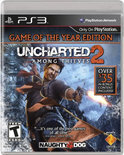 Uncharted 2 Goty Playstation 3