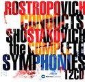 Shostakovich: Compl. Symphon.