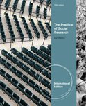 The Practice of Social Research, International Edition