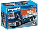 Playmobil Cargo Truck met Container - 5255