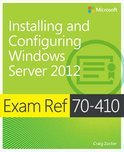 Exam Ref 70-410 (ebook)