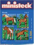 Ministeck 4-in-1 Paarden