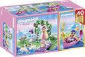 Playmobil Jubileum Compact Set Prinsesseneiland met romantische gondel - 5456